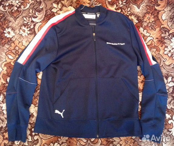 Куртка Puma BMW Motorsport оригинал бмв-2011 New купить в Санкт ... 895b4012d7b