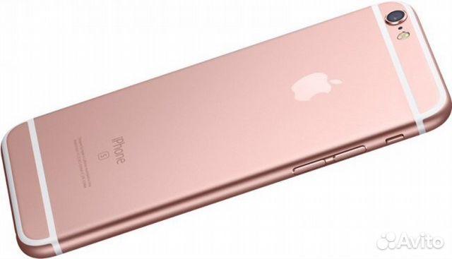 розовый 6s фото