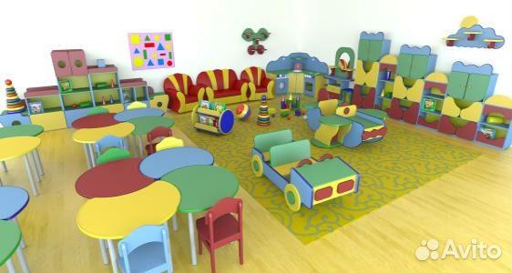 Мебель для детских садов и школ купить в алтайском крае на a.