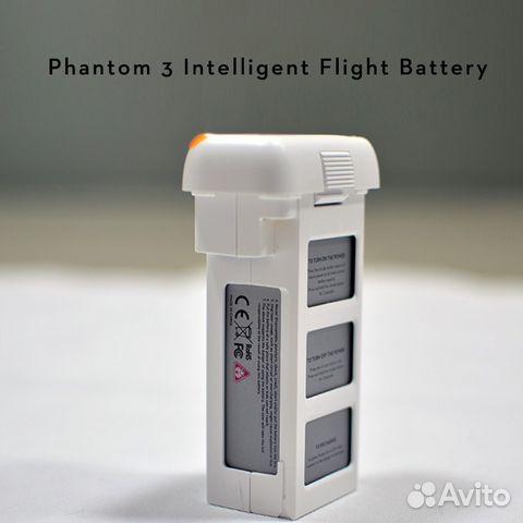 Интеллектуальная дополнительная батарея phantom на авито кабель с разъемом к дрону combo