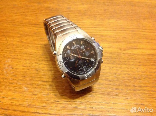 Certina - Швейцарские часы в Москве
