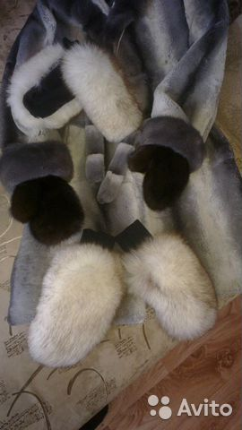 Химчистка меховых изделий и шуб в Киеве