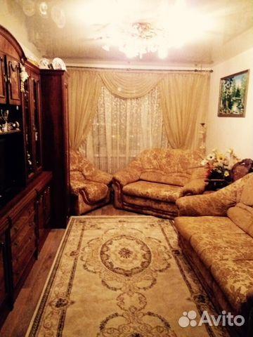 Продается трехкомнатная квартира за 4 000 000 рублей. Московская область, город Луховицы, ул.Пушкина.
