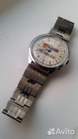 d710e126f9f19 Часы Ракета 24 часа | Festima.Ru - Мониторинг объявлений