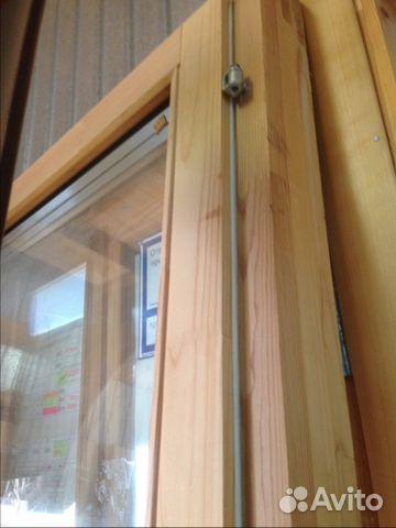 Балконная дверь деревянная купить в нижегородской области на.