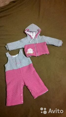 Продам детский костюм 74 размера 89875559553 купить 1