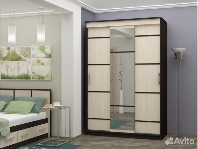 Шкаф-купе (держава мебели) 89283677053 купить 1