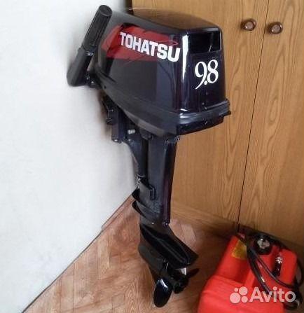 tohatsu купить в иркутске