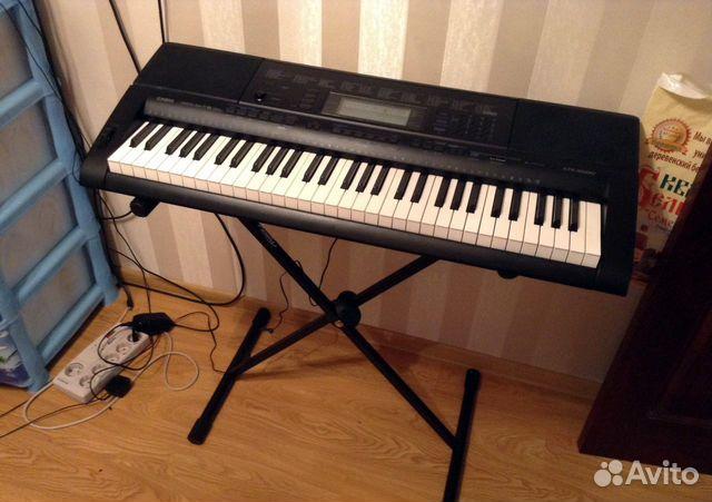 Синтезатор Casio CTK-2400 купить в Казани - Projektis