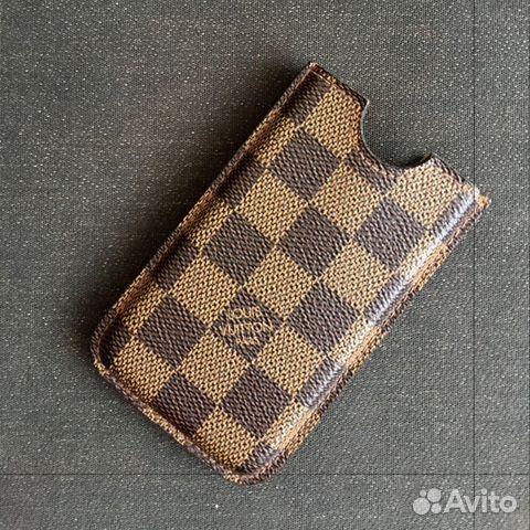 Чехол Louis Vuitton для iPhone 4 4s   Festima.Ru - Мониторинг объявлений 4d88d25e302
