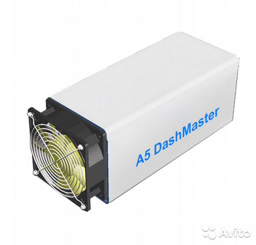 Майнер A5 DashMaster X11 asic— фотография №1