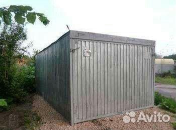 Бу металлический гараж в самарской области купить гараж в протвино на азс