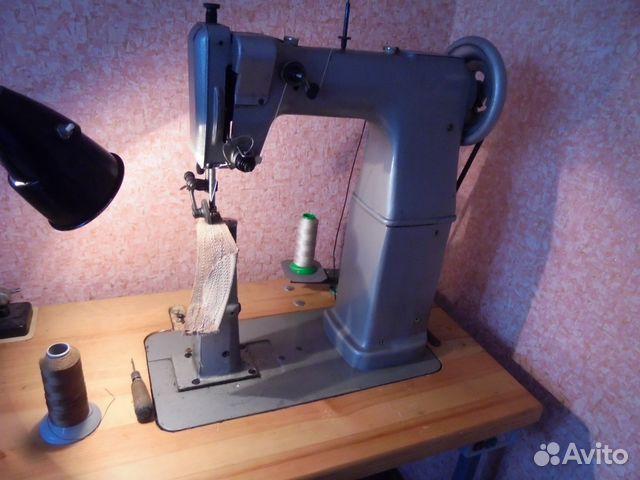 Антикварные промышленные швейные