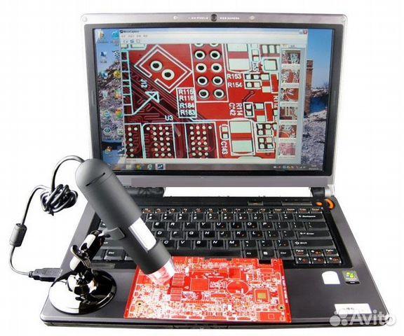 Микроскоп цифровой Орбита 1-500Х 88652992442 купить 2