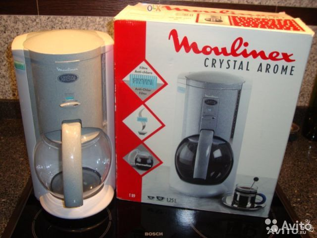 Инструкция кофеварки moulinex