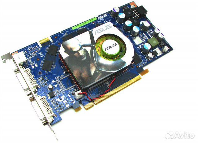 Asus GeForce 7900GS EN7900GS/2DHT/256M Windows Vista 32-BIT