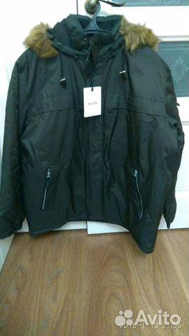 b76df3c5522 Зимняя мужская куртка купить в Санкт-Петербурге на Avito ...