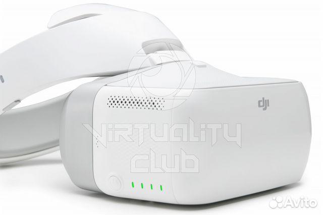 Заказать очки dji goggles в москва держатель планшета android (андроид) mavic по себестоимости