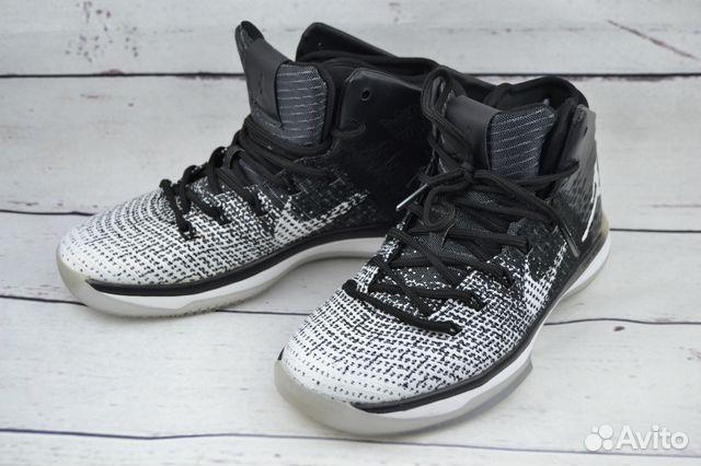 8ae6f31e Кроссовки Nike Air Jordan xxxi Fine Print 127002 купить в ...