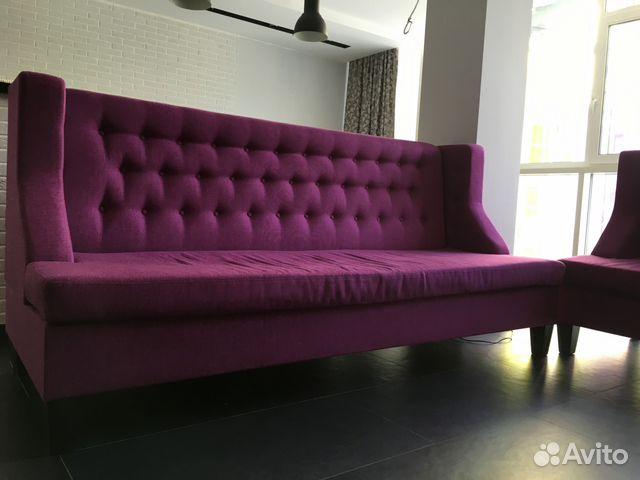 b27f36c99699 Дизайнерские диваны 160 и 220см -длина, глубина-80 купить в Санкт ...