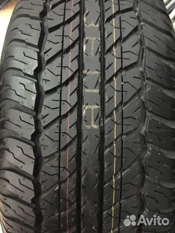 Новые Dunlop Grandtrek AT20 265/65 R17 112 S
