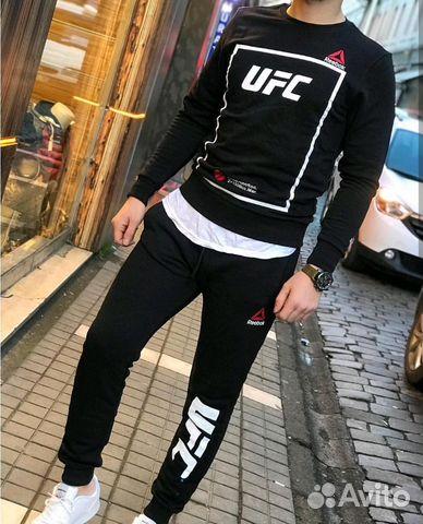 696196d5 Костюм Reebok UFC купить в Москве на Avito — Объявления на сайте Авито
