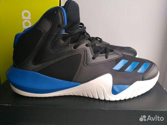 bec659ab Кроссовки баскетбольные adidas crazy team BB8253— фотография №1