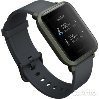 0b7baffa Смарт-часы Huami Amazfit Bip Lite Green купить в Краснодарском крае ...