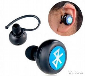беспроводные наушники с Bluetooth Airbeats купить в омской области