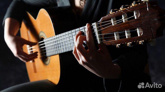 Уроки игры на гитаре. Дмитрий Мишин