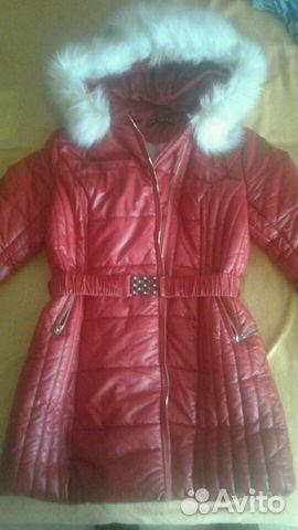 Продам женский пуховик купить в Амурской области на Avito ... 5d42e95b80e00
