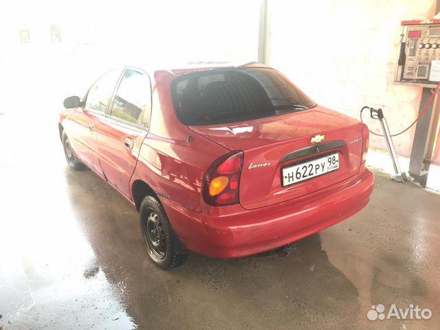 Chevrolet Lanos 1.5МТ, 2006, 182000км