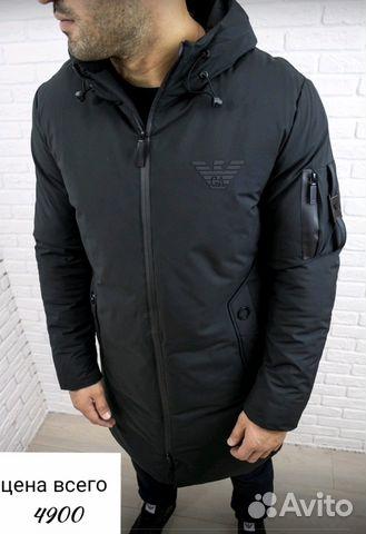 2237aa24258f Куртки зимние Giorgio Armani