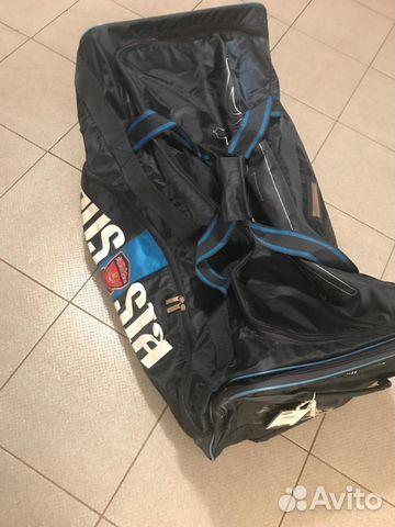 7b7086520776 Сумка спортивная большая, на колесиках, Forward (н купить в Москве ...