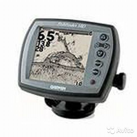 Корпус эхолота Garmin Fishfinder 140— фотография №1