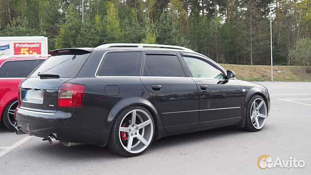 Audi A4 B6 Avant 18t Avj акпп Fsd в разбор купить в ханты