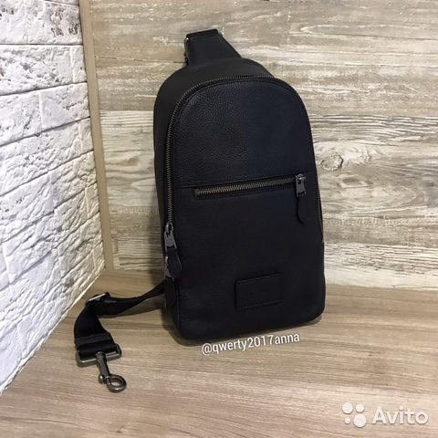 4cec9a45ff2a Рюкзак мужской coach новый оригинал сумка кожаный | Festima.Ru ...