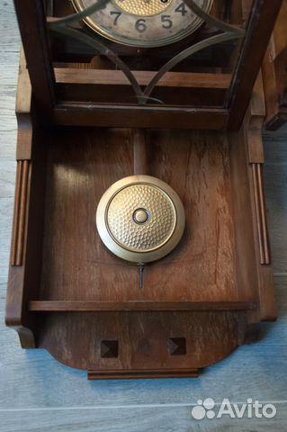 Часы настенные Gustav Becker, старинные. 1912 г купить 6