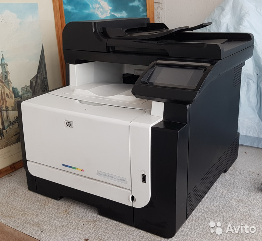 HP LASERJET PRO CM1415FN COLOR MFP DRIVER PC