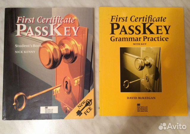 Teachers first book passkey certificate