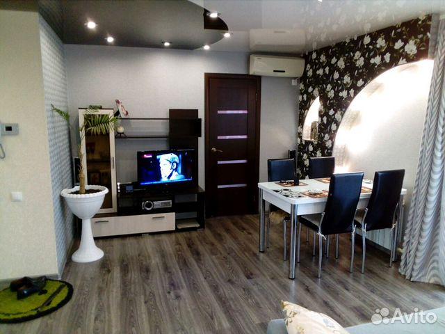 Продается трехкомнатная квартира за 2 100 000 рублей. Волгоградская область, Михайловка, 3-й участок, Поперечная улица, 8.