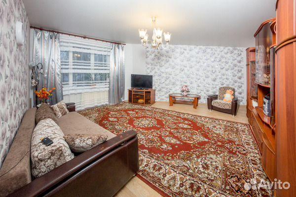 Продается четырехкомнатная квартира за 3 299 500 рублей. Республика Карелия, г. Петрозаводск, Сортавальская ул, 14.