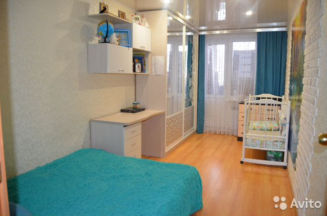 Продается двухкомнатная квартира за 2 250 000 рублей. Саратов, Огородная улица, 118/126.
