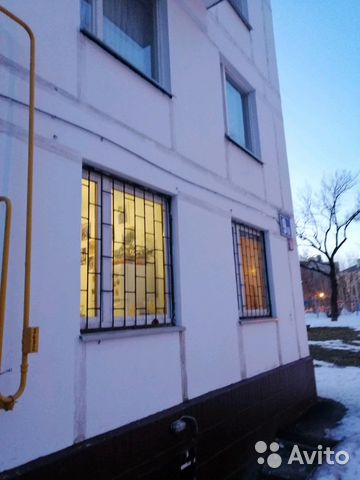 Продается двухкомнатная квартира за 7 000 000 рублей. Москва, Союзный проспект, 9к2, подъезд 1.