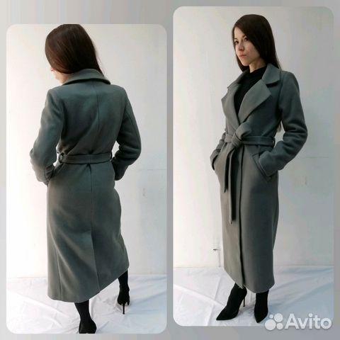 7a02e5fe0c4 Коричневое пальто ASOS