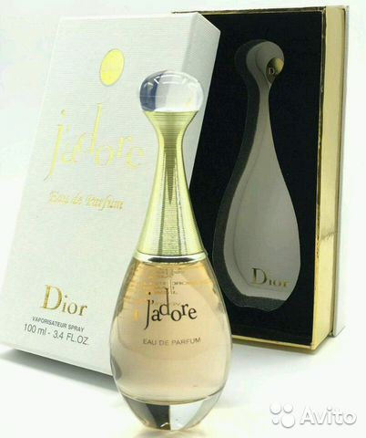 Туалетная вода Christian Dior J Adore e1c469bb26176