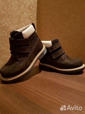 8afd8959e Демисезонные ботинки, Турция купить в Московской области на Avito ...