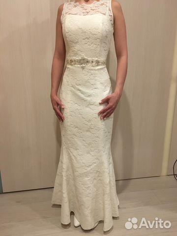 e84c7a96e47 Свадебное платье