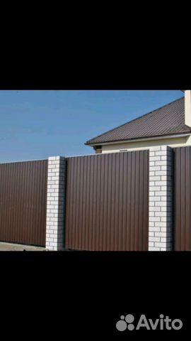 Забор из профнастила г10146 89200781177 купить 1