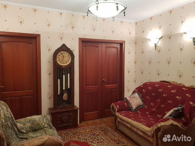 Продается трехкомнатная квартира за 3 450 000 рублей. г Курск, пр-кт Победы.